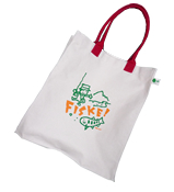 環境保護団体サポート エコトートバッグ