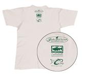 オーガニック・コットン100%Tシャツ
